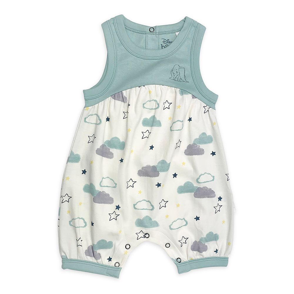 Dumbo Bubble Romper for Baby by finn + emma