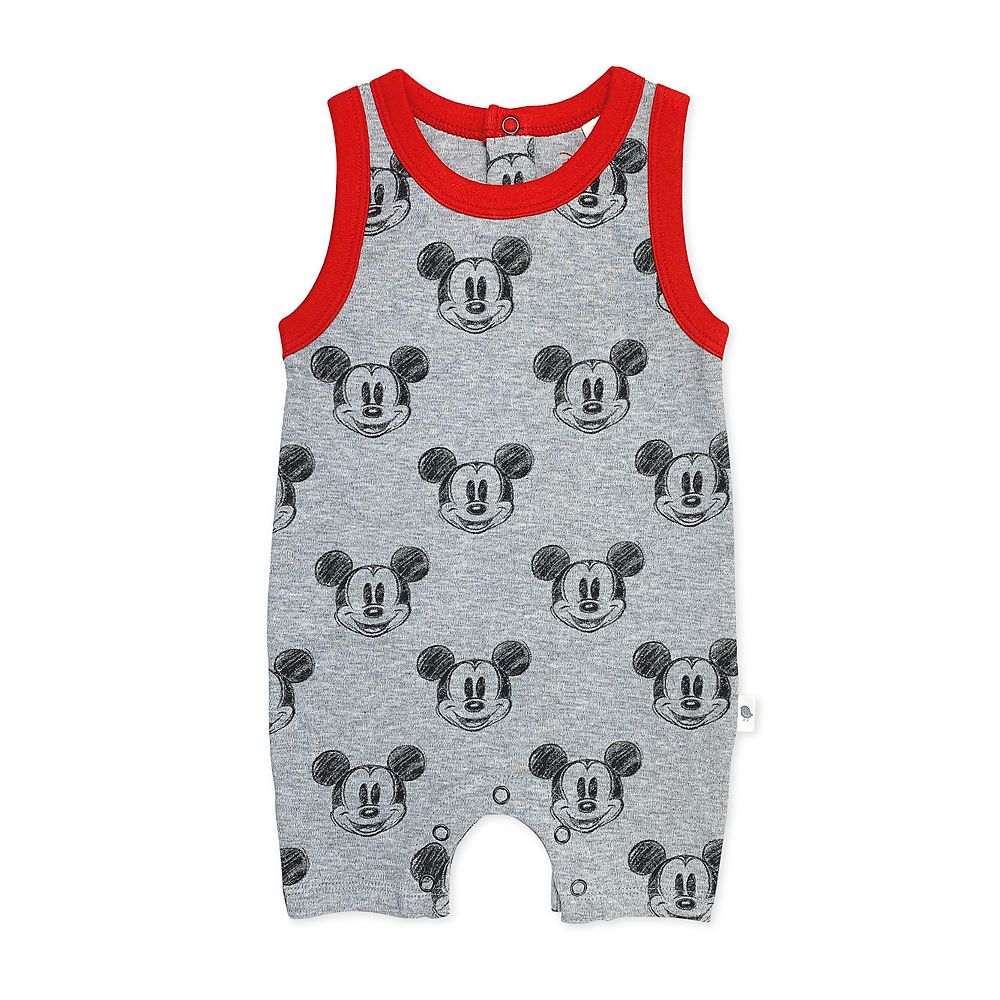 Mickey Mouse Romper for Baby by finn + emma