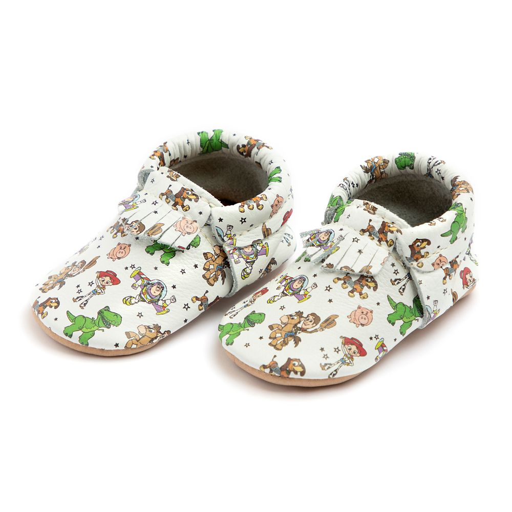 Toy Story Moccasins for Baby by Freshly Picked Official shopDisney