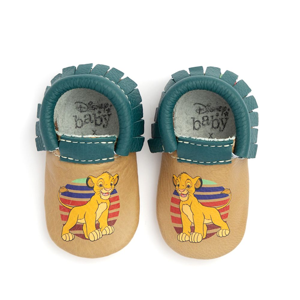 Simba Moccasins for Baby by Freshly Picked