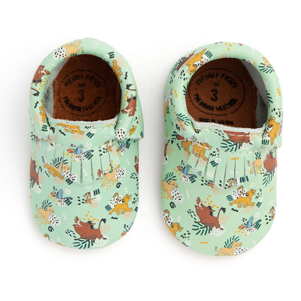 Hakuna Matata Moccasins for Baby by Freshly Picked – The Lion King