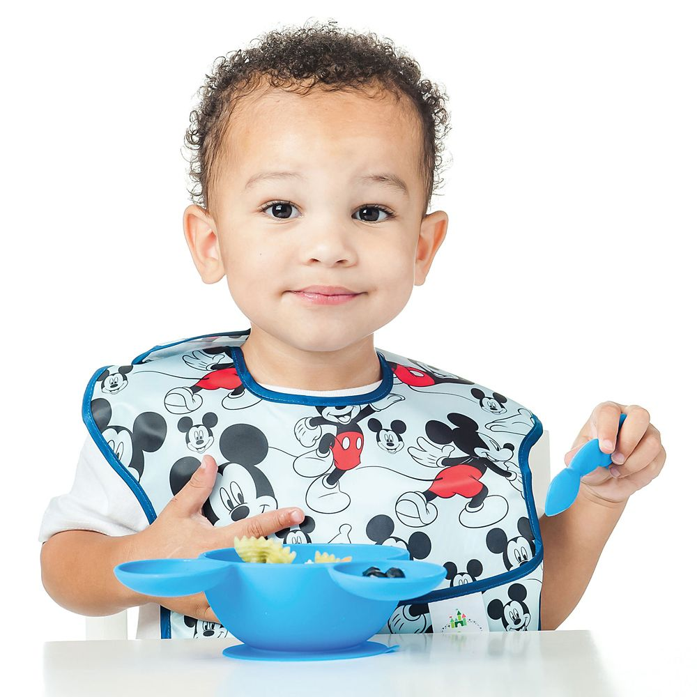 Mickey Mouse First Feeding Set by Bumkins