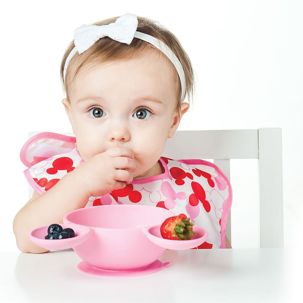 Minnie Mouse First Feeding Set by Bumkins