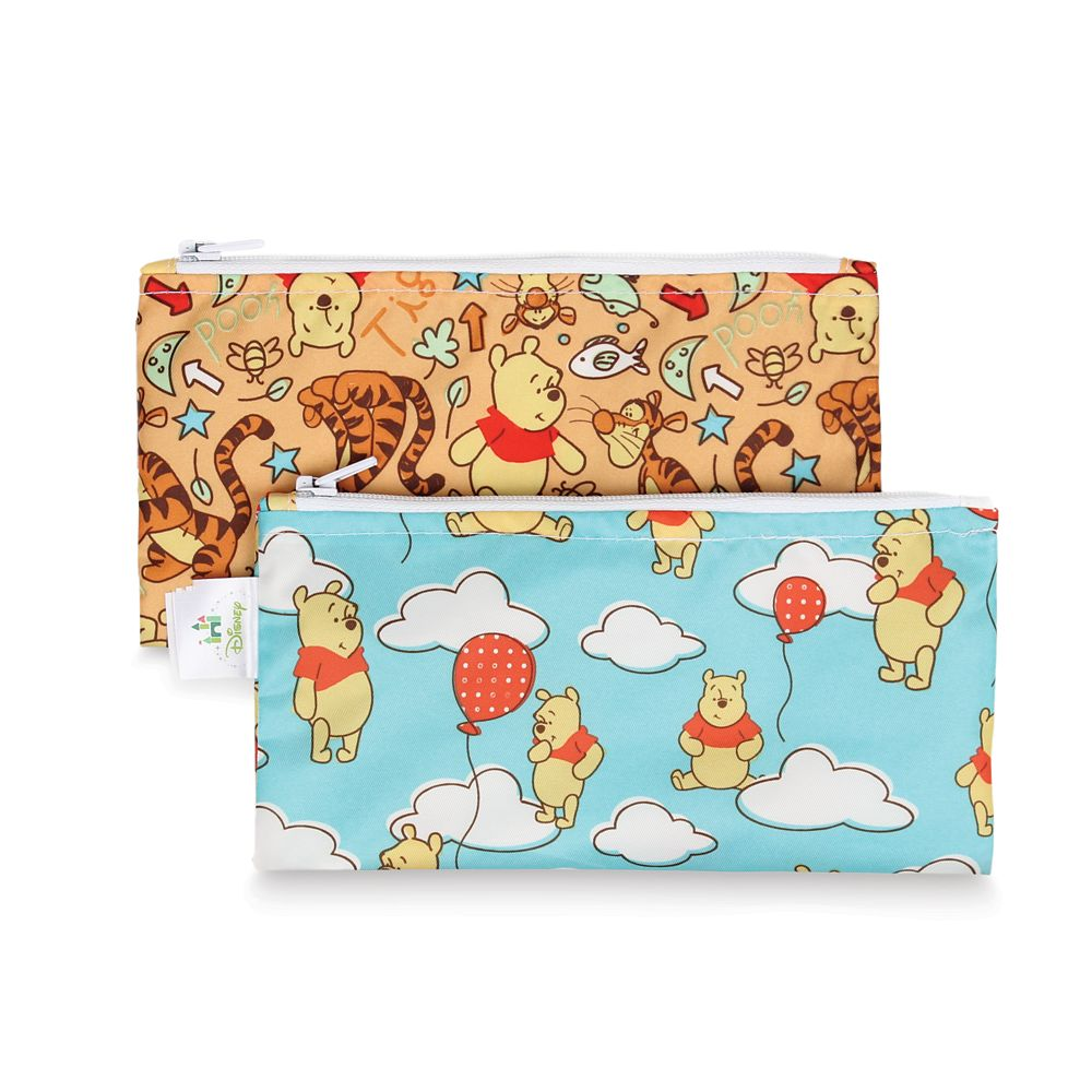Winnie the Pooh Snack Bags by Bumkins