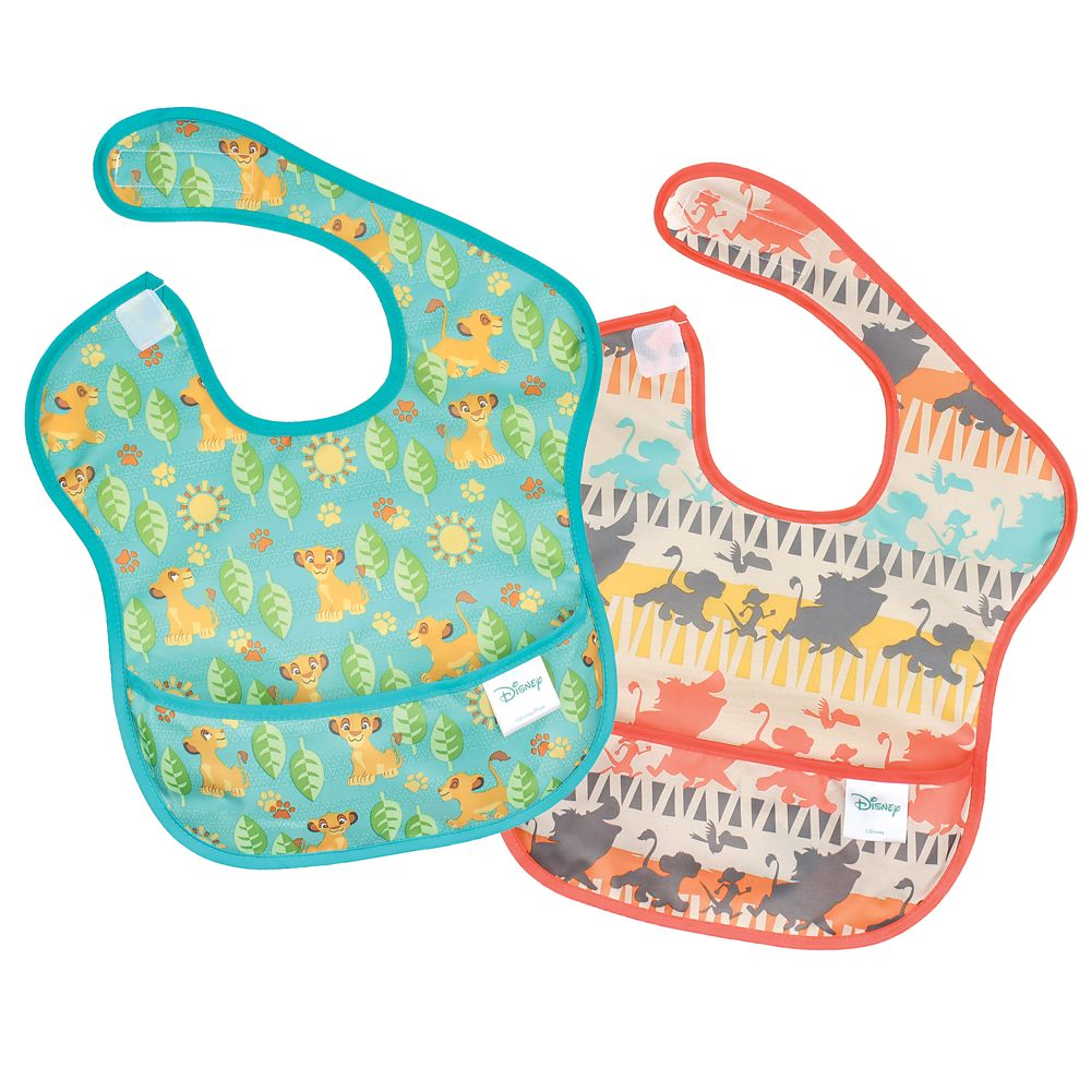 The Lion King SuperBib Set by Bumkins