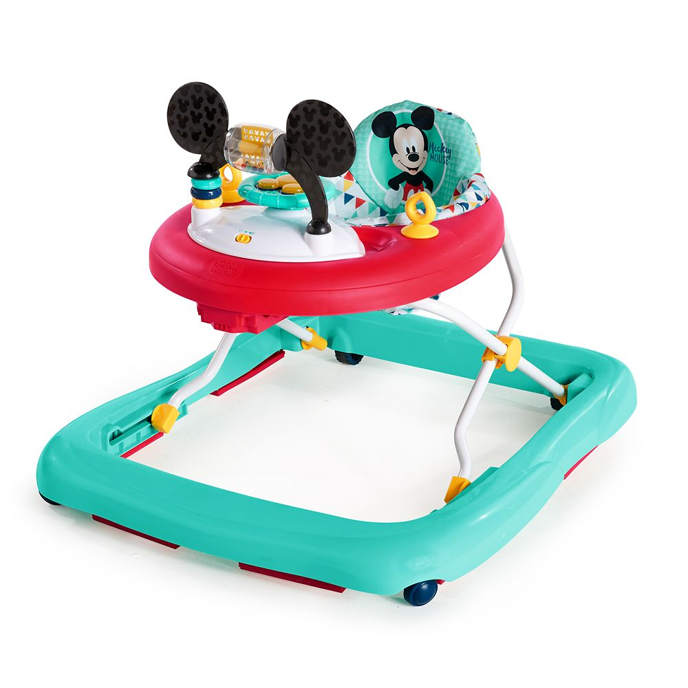 Mickey Mouse Happy Triangles Walker for Baby by Bright Starts Official shopDisney