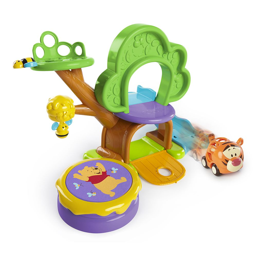 Winnie the Pooh Treehouse Playset for Baby by Bright Starts