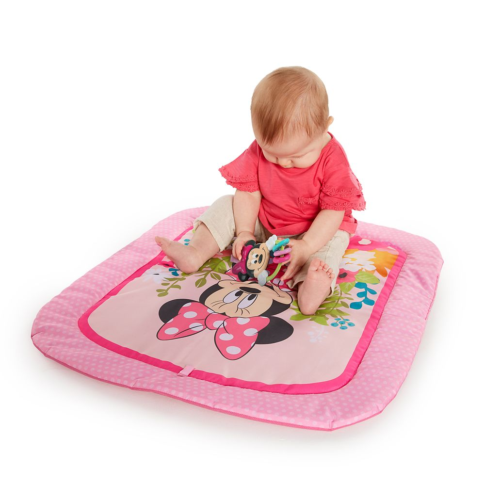Minnie Mouse Prop Mat for Baby by Bright Starts