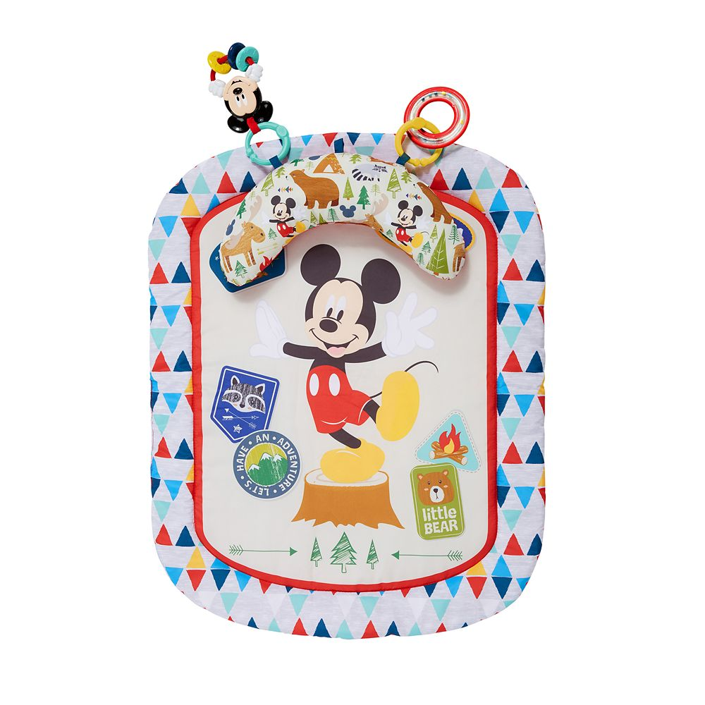 Mickey Mouse Prop Mat for Baby by Bright Starts