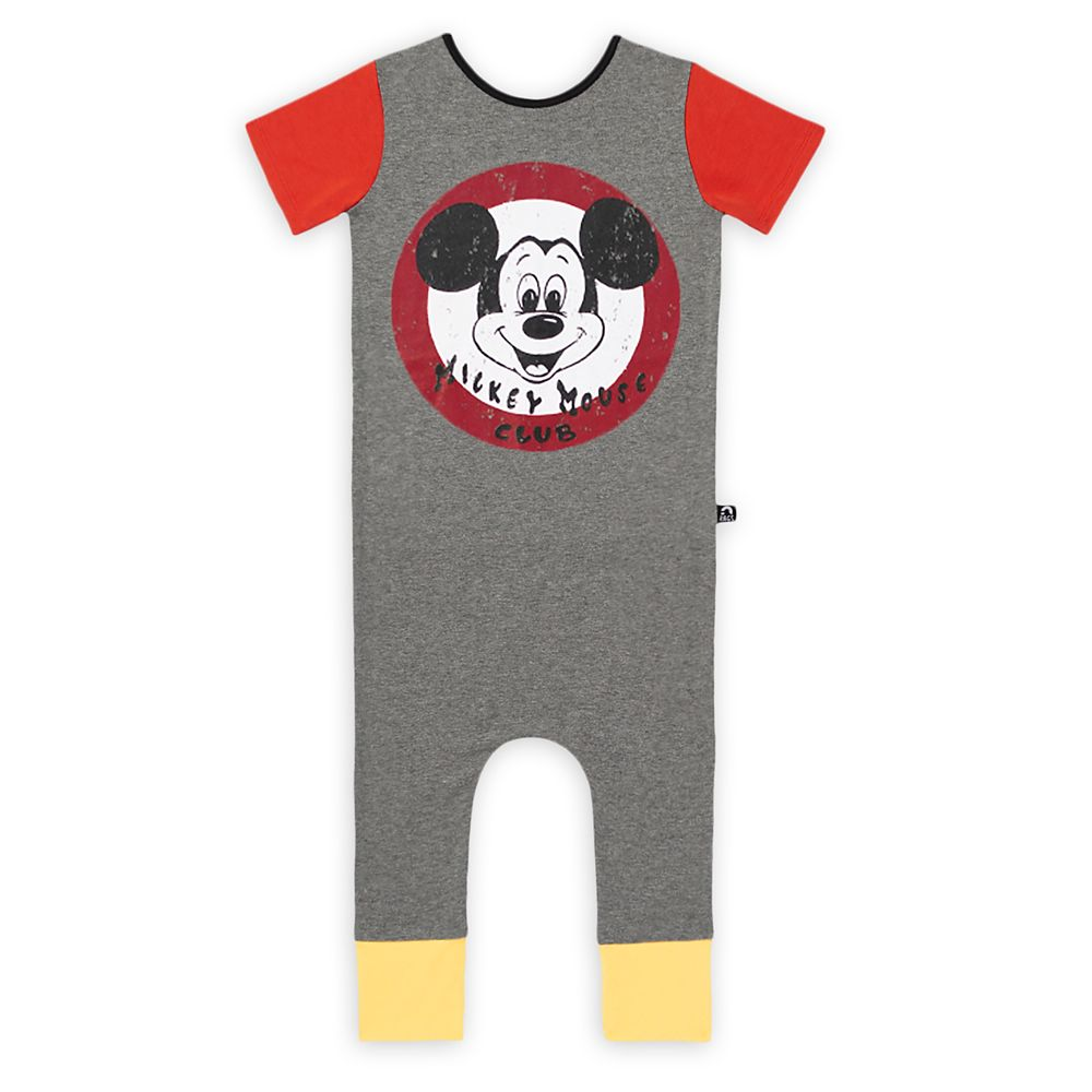 Mickey Mouse Club Romper for Baby and Kids by Rags
