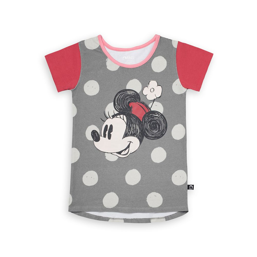 c9e36812cdcc7 Minnie Mouse T-Shirt for Baby and Kids by Rags