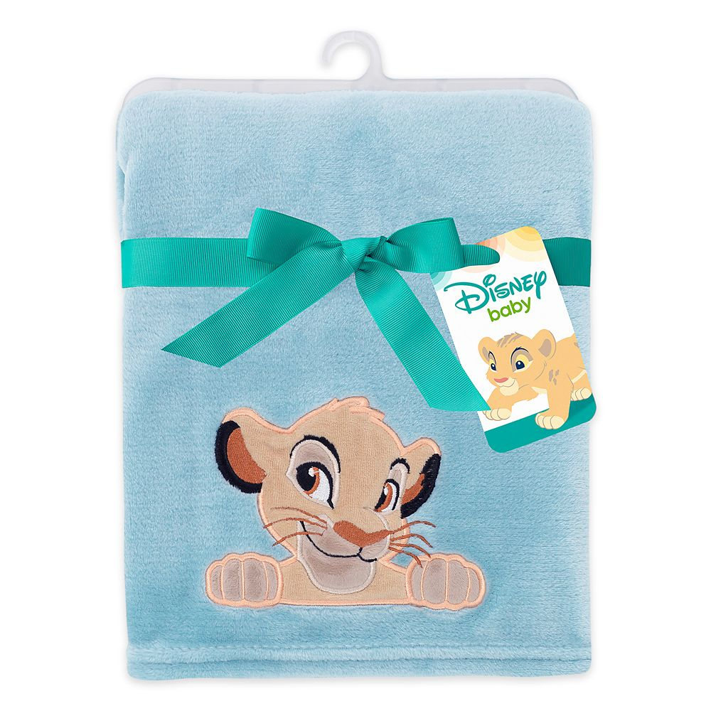 The Lion King Baby Blanket by Lambs & Ivy