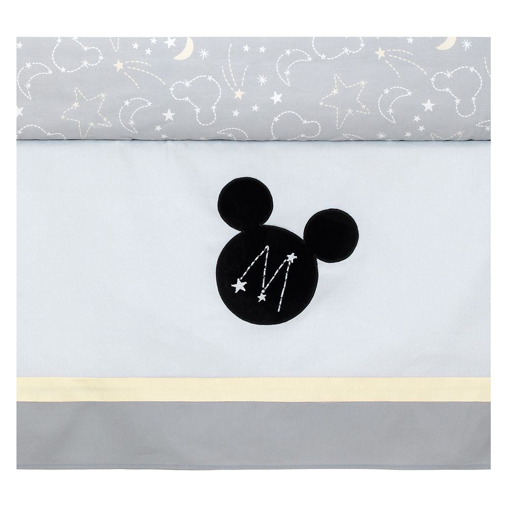 Mickey Mouse Crib Bedding Set by Lambs & Ivy