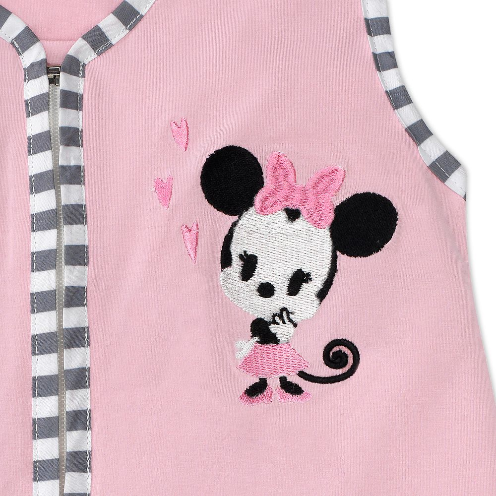 Minnie Mouse Crib Bedding Set by Lambs & Ivy
