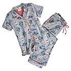 Winnie the Pooh Knit Pajama Set for Women by Munki Munki®