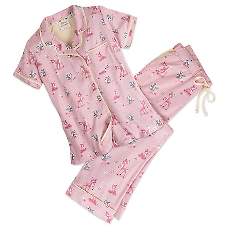 Bambi Knit Pajama Set for Women by Munki Munki®