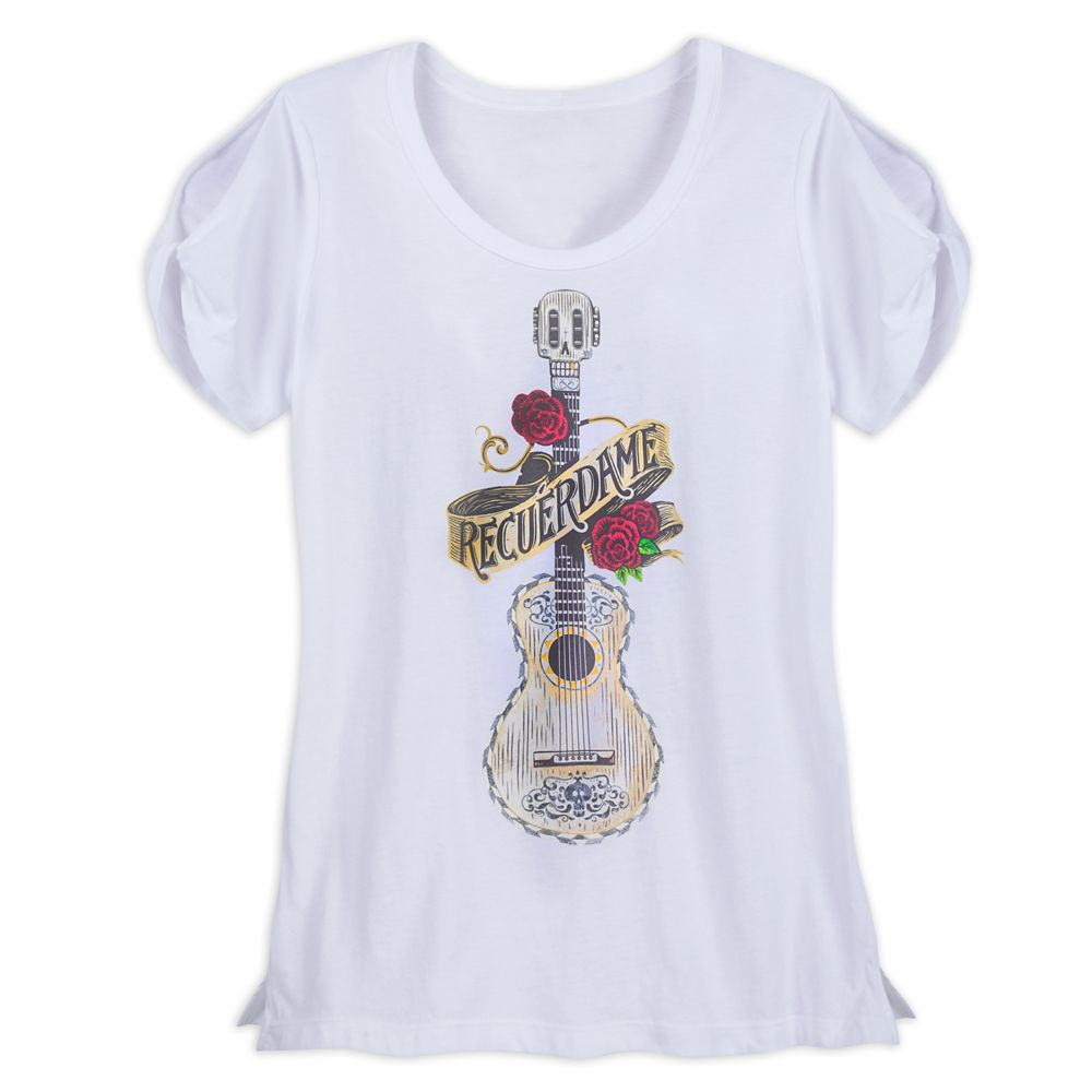Coco Guitar Split-Sleeve Fashion Top for Women