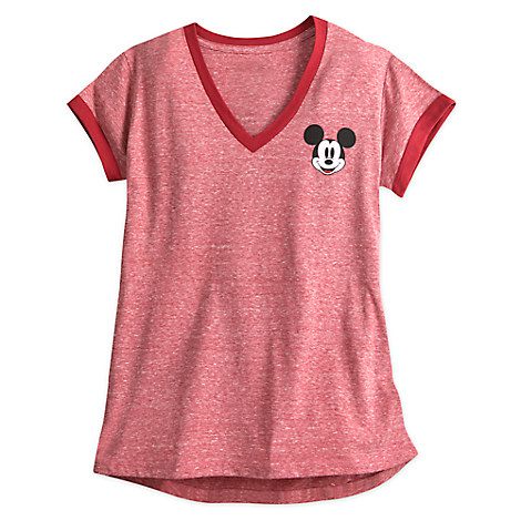 Mickey Mouse ''Oh Boy'' Tee for Juniors