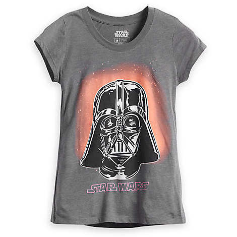 Darth Vader T-Shirt for Women by Mighty Fine - Star Wars
