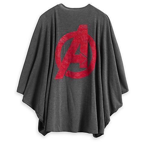 Avengers Dolman Shrug for Women by Mighty Fine