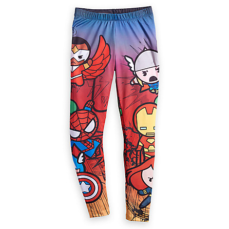 Marvel Universe Leggings for Women by Mighty Fine