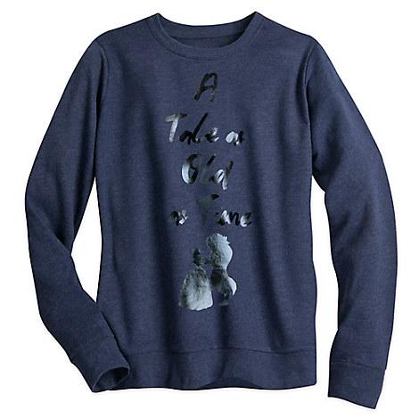 Beauty and the Beast Premium Sweatshirt for Juniors