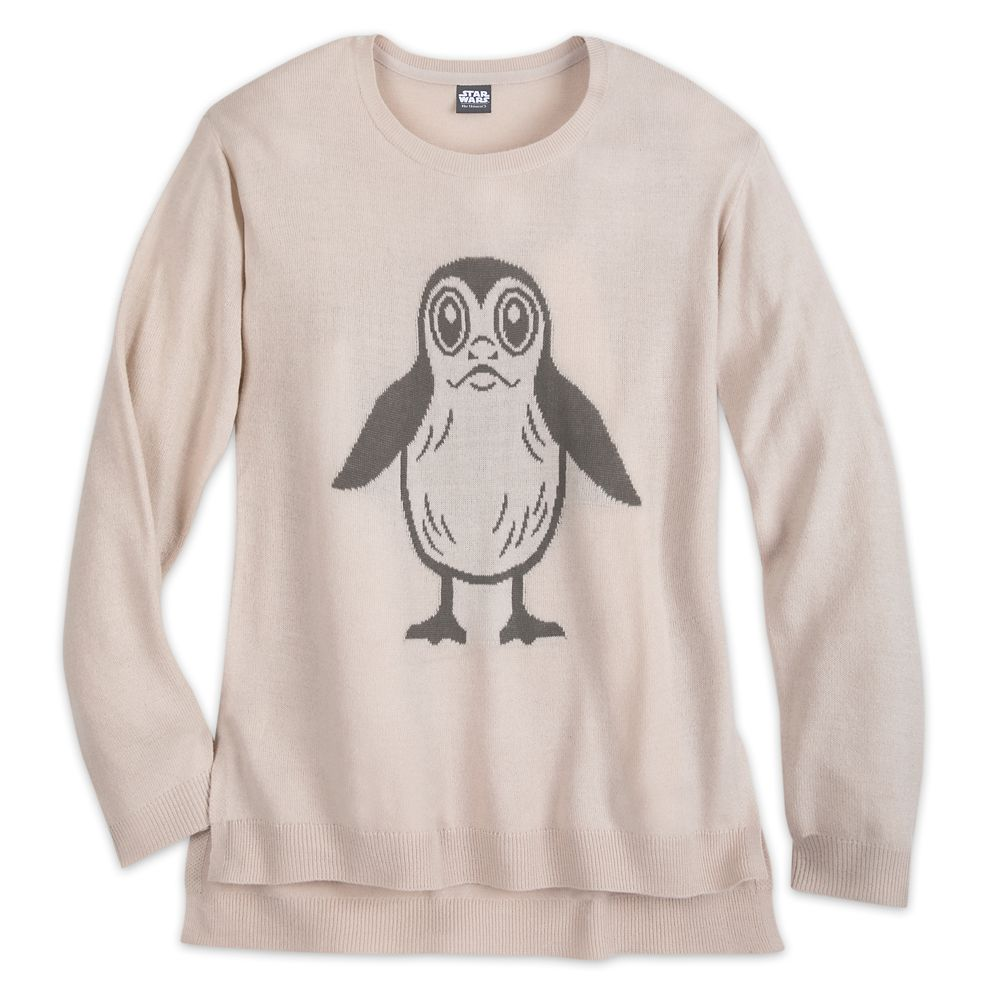 Porg Sweater for Women by Her Universe – Star Wars: The Last Jedi