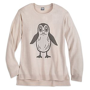 Porg Sweater - Star Wars: The Last Jedi - Her Universe - Women