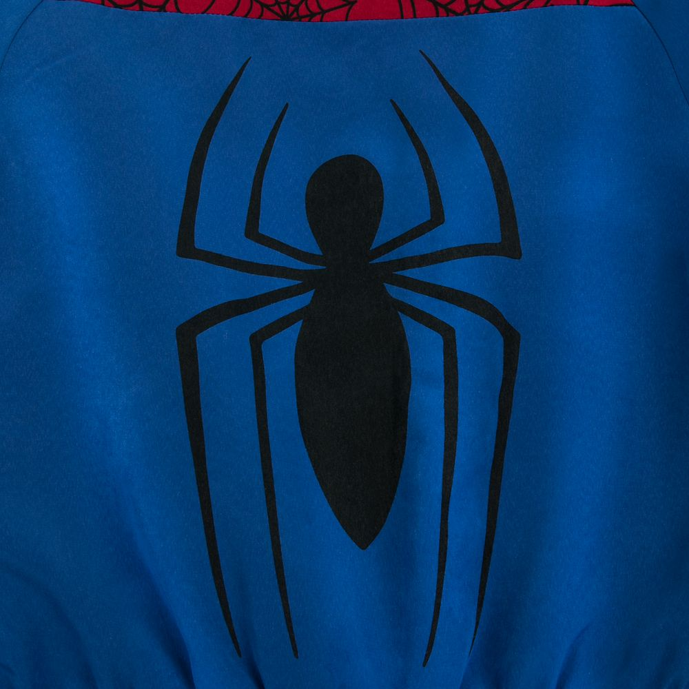 665c95f68 Spider-Man Bomber Jacket for Women by Her Universe