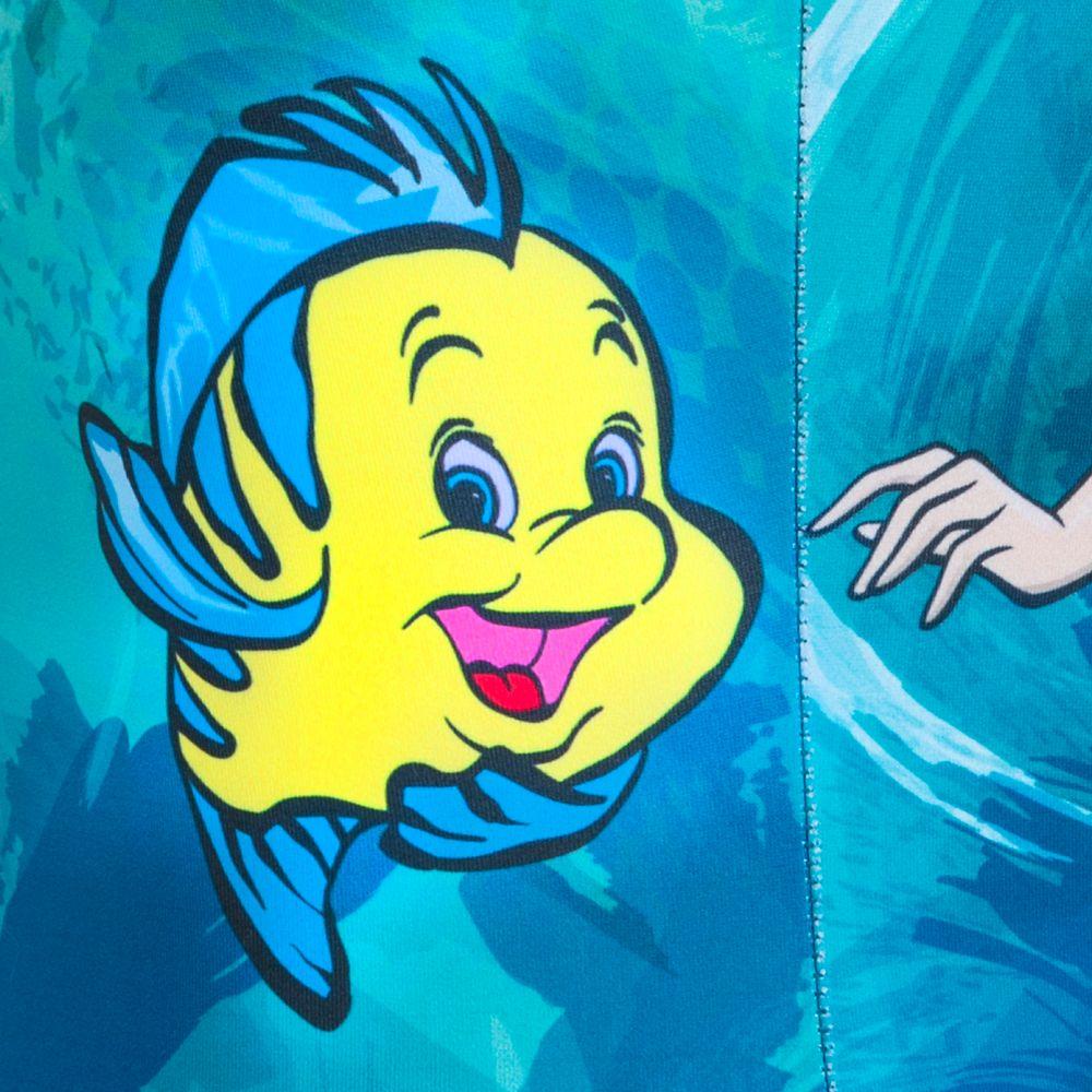 Ariel and Flounder Leotard for Girls by GK Elite