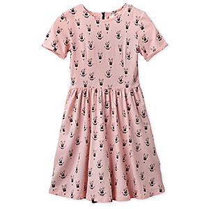 Minnie Mouse Expression Dress by Cakeworthy