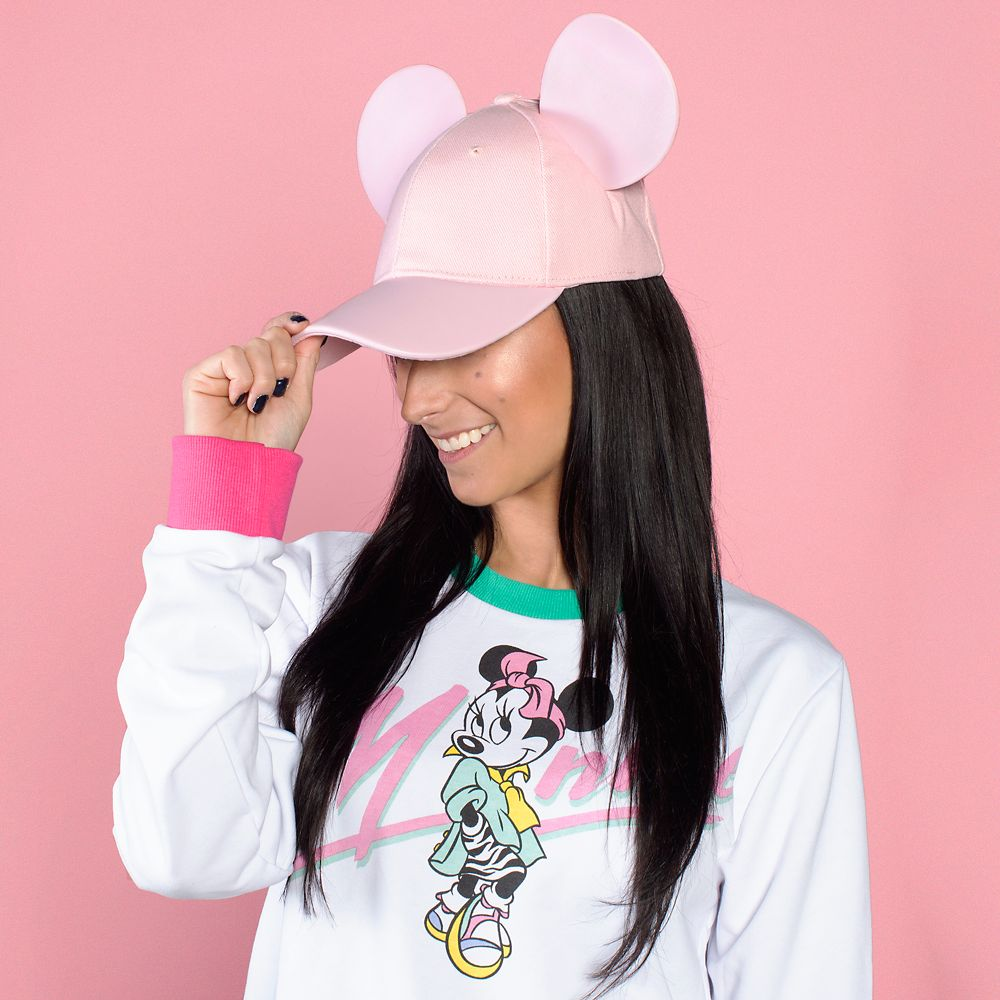 dc9ed0777 Mickey Mouse Ears Baseball Cap for Adults by Cakeworthy