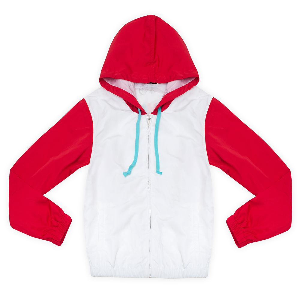 Forky Hooded Windbreaker for Adults by Cakeworthy – Toy Story 4