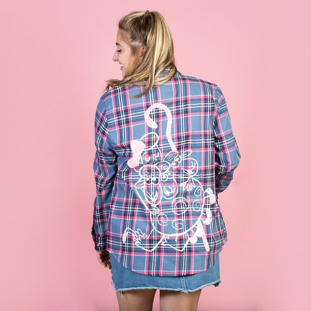 Bo Peep Flannel Shirt for Adults by Cakeworthy – Toy Story 4
