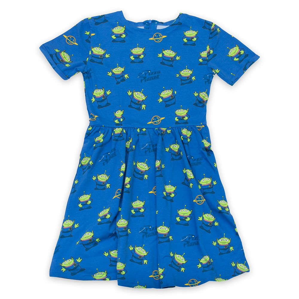 Pizza Planet Dress for Women by Cakeworthy – Toy Story 4