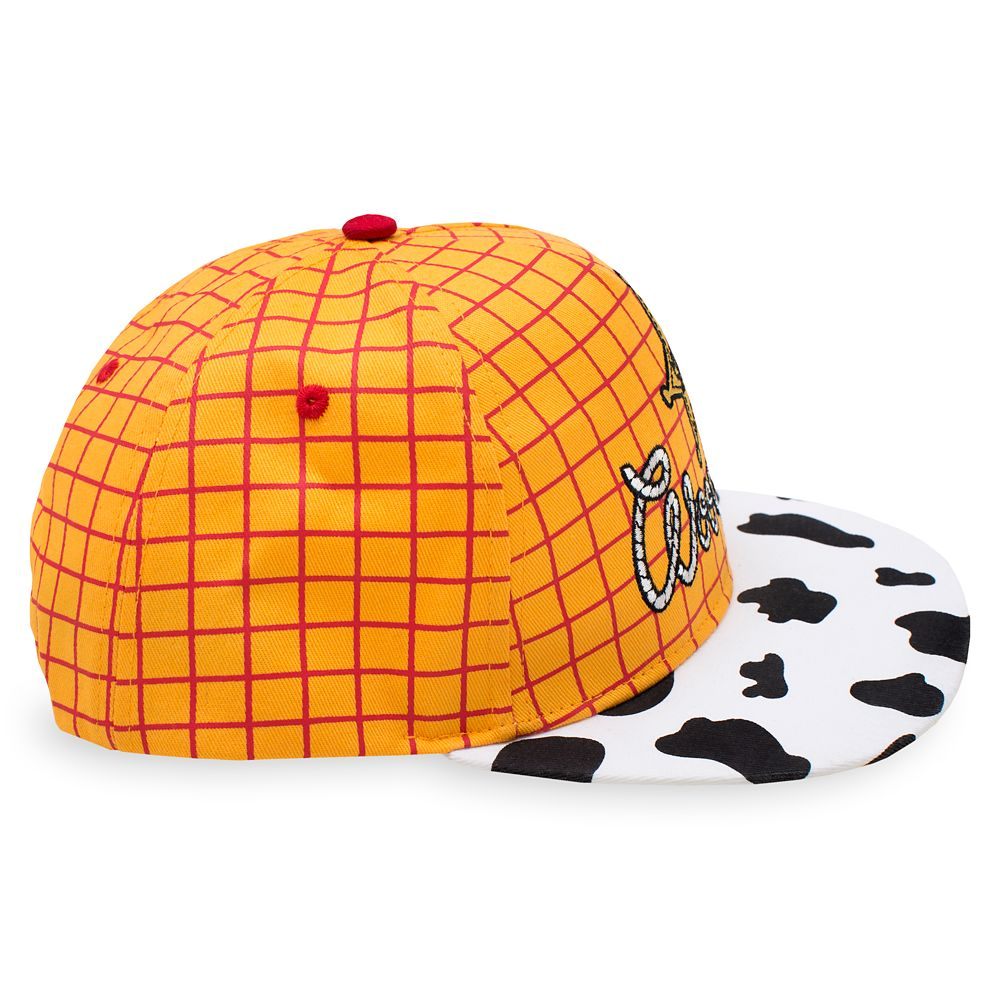 Woody Baseball Cap for Adults by Cakeworthy – Toy Story 4