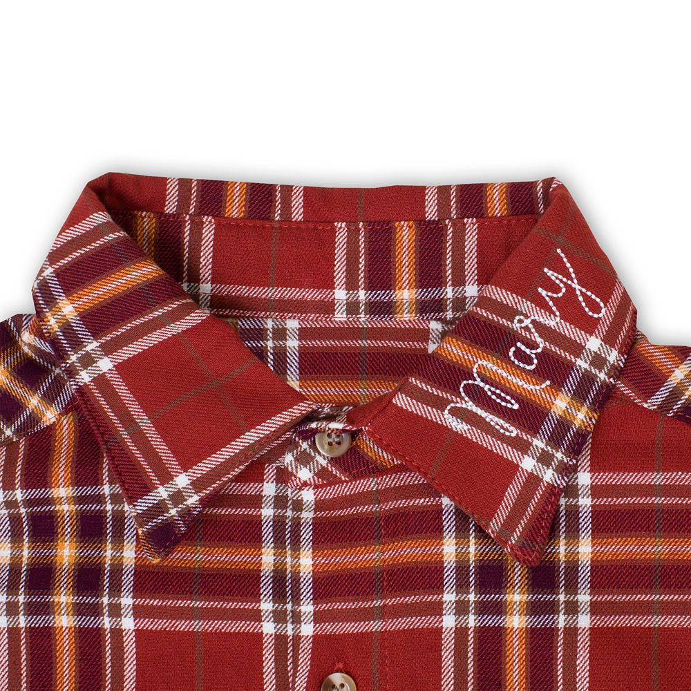 Hocus Pocus Flannel Shirt for Adults by Cakeworthy – Mary