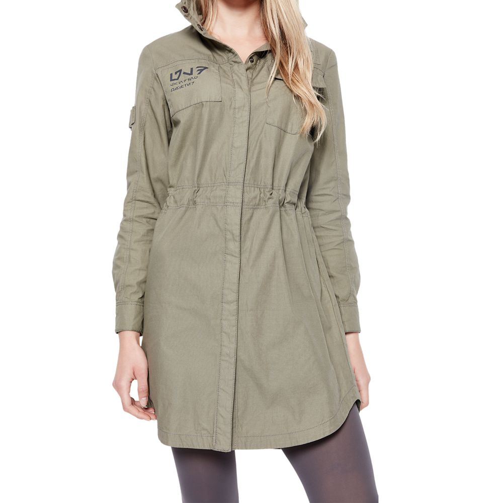 Rose Tico Shirt Dress for Women by Musterbrand – Star Wars: The Last Jedi