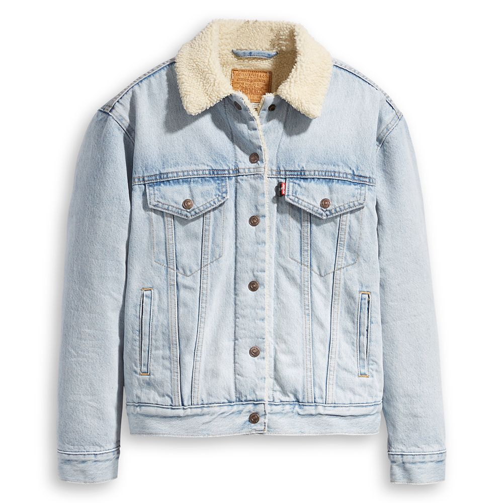 Mickey Mouse Denim Jacket for Women by Levi's