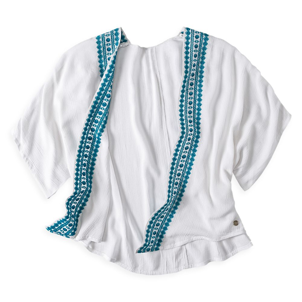 The Little Mermaid Kimono for Girls by ROXY Girl