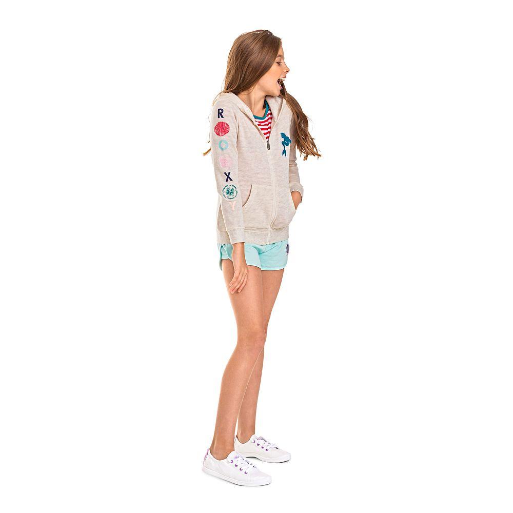 Ariel Zip Hoodie for Girls by ROXY Girl
