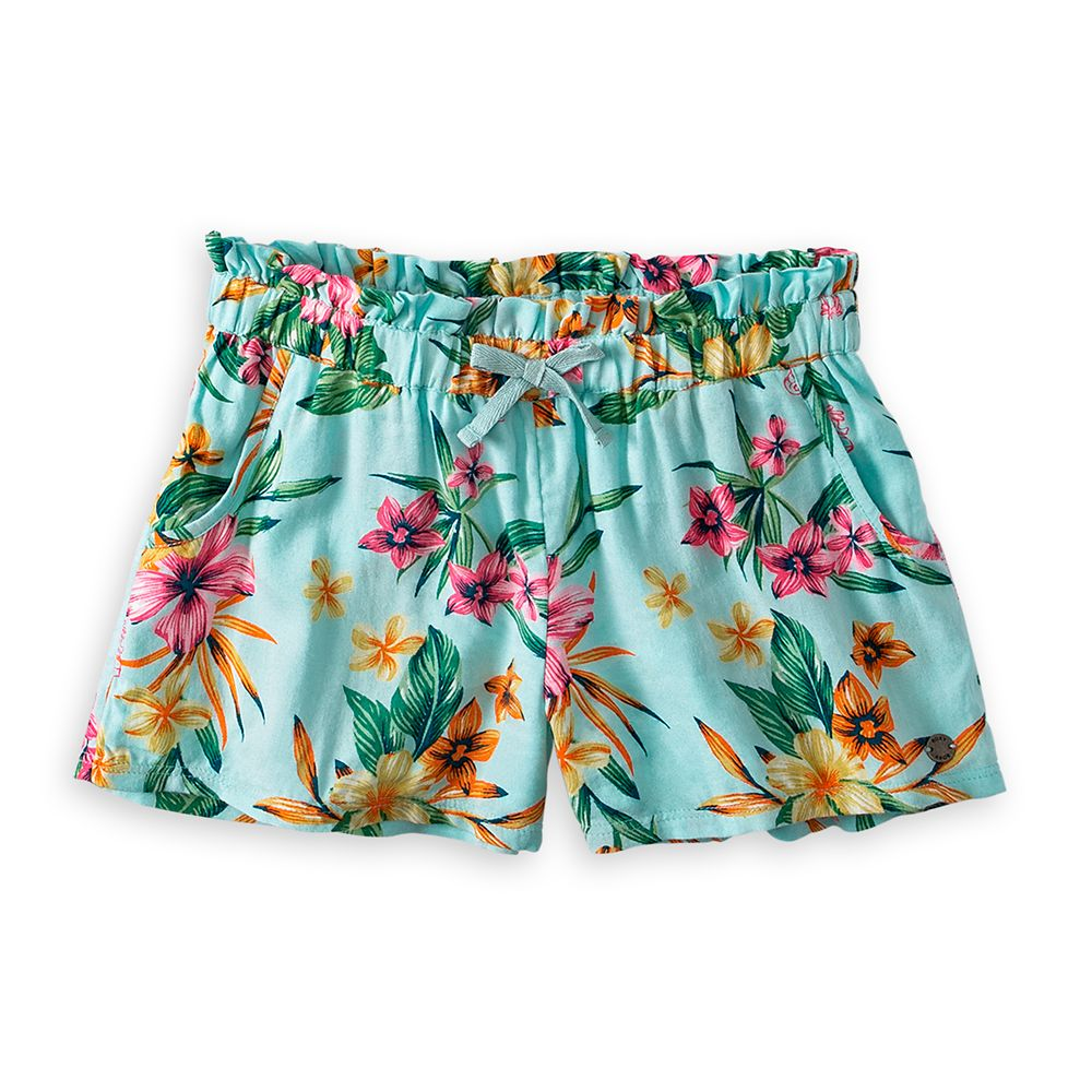 The Little Mermaid Shorts for Girls by ROXY Girl