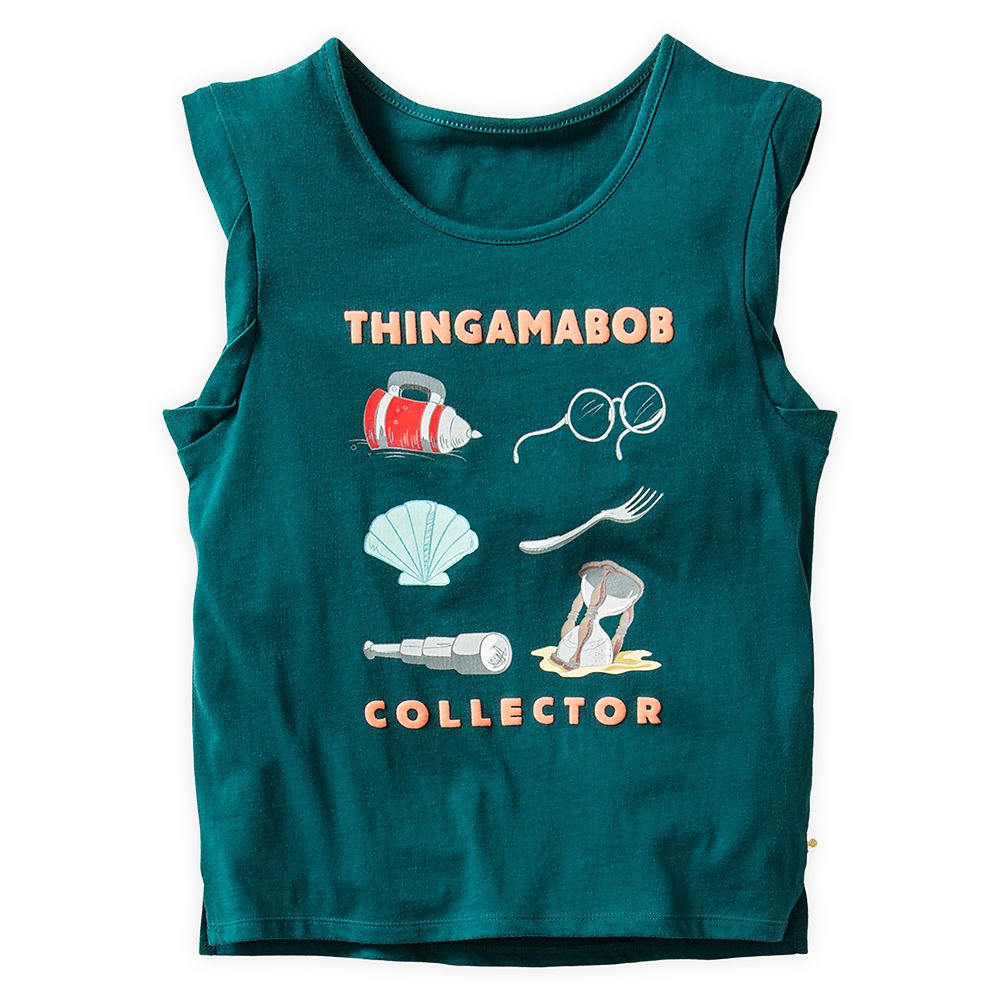The Little Mermaid ''Thingamabob Collector'' Tank Top for Girls by ROXY Girl Official shopDisney