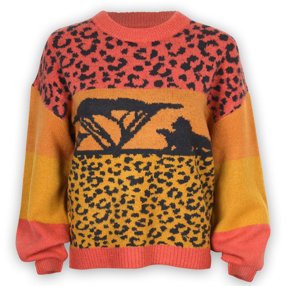 The Lion King Sweater for Women by Minkpink Official shopDisney