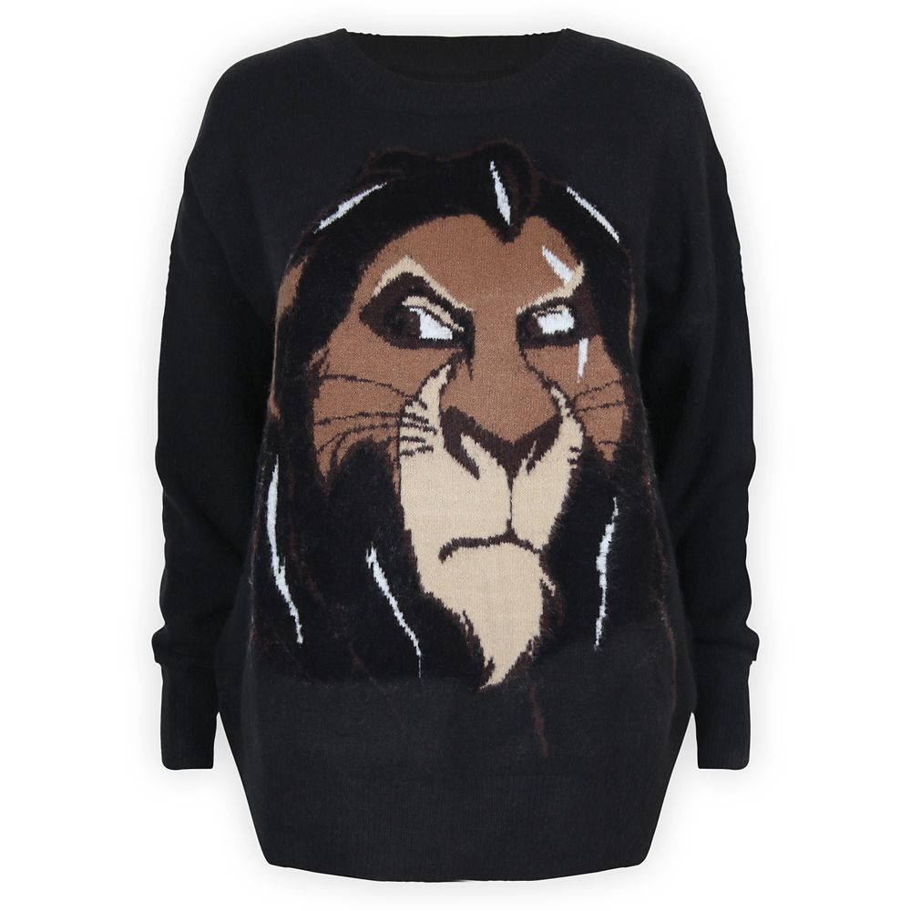 Scar Sweater for Women by Minkpink  The Lion King Official shopDisney