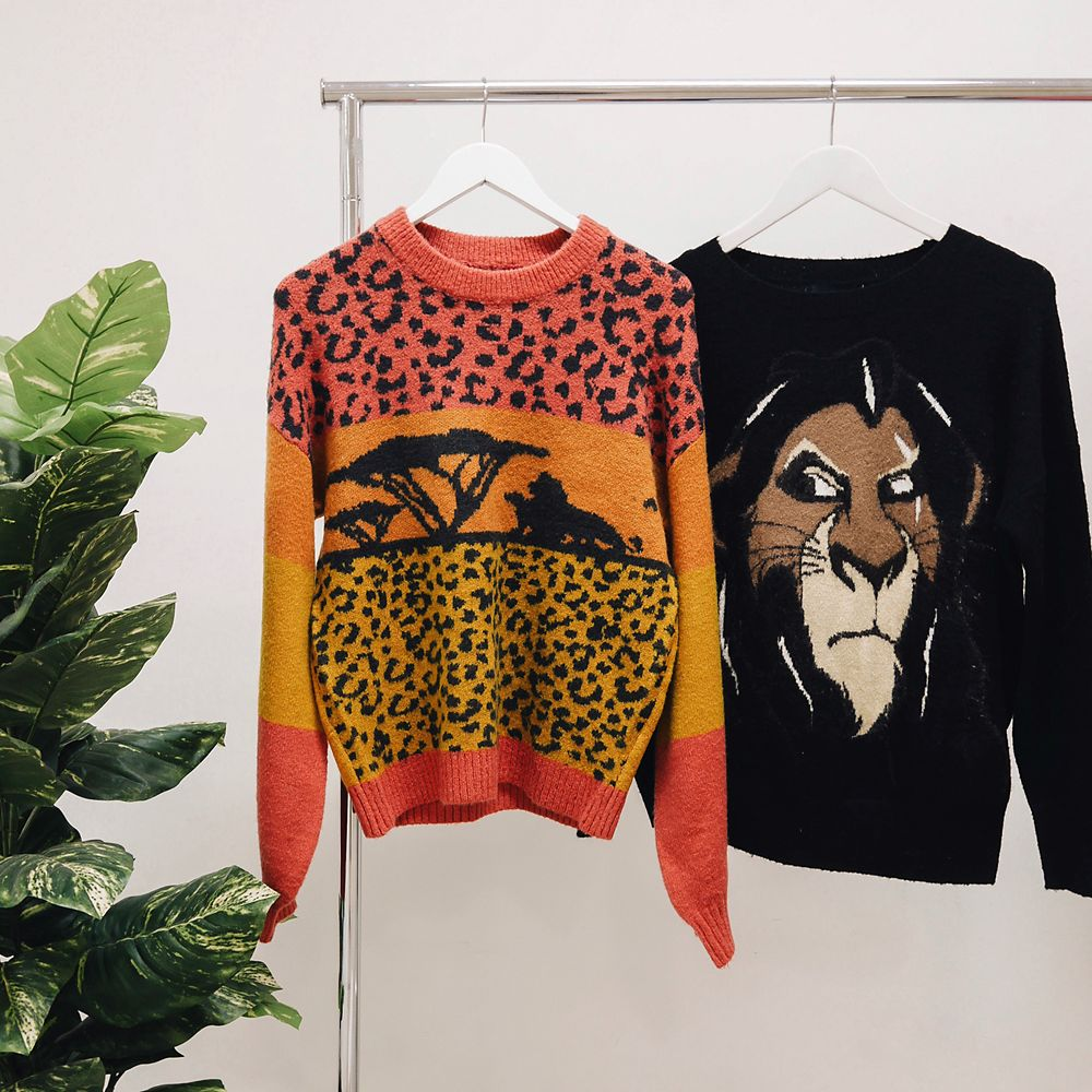 Scar Sweater for Women by Minkpink – The Lion King