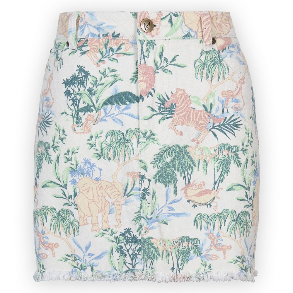 The Lion King Jungle Skirt for Women by Minkpink Official shopDisney