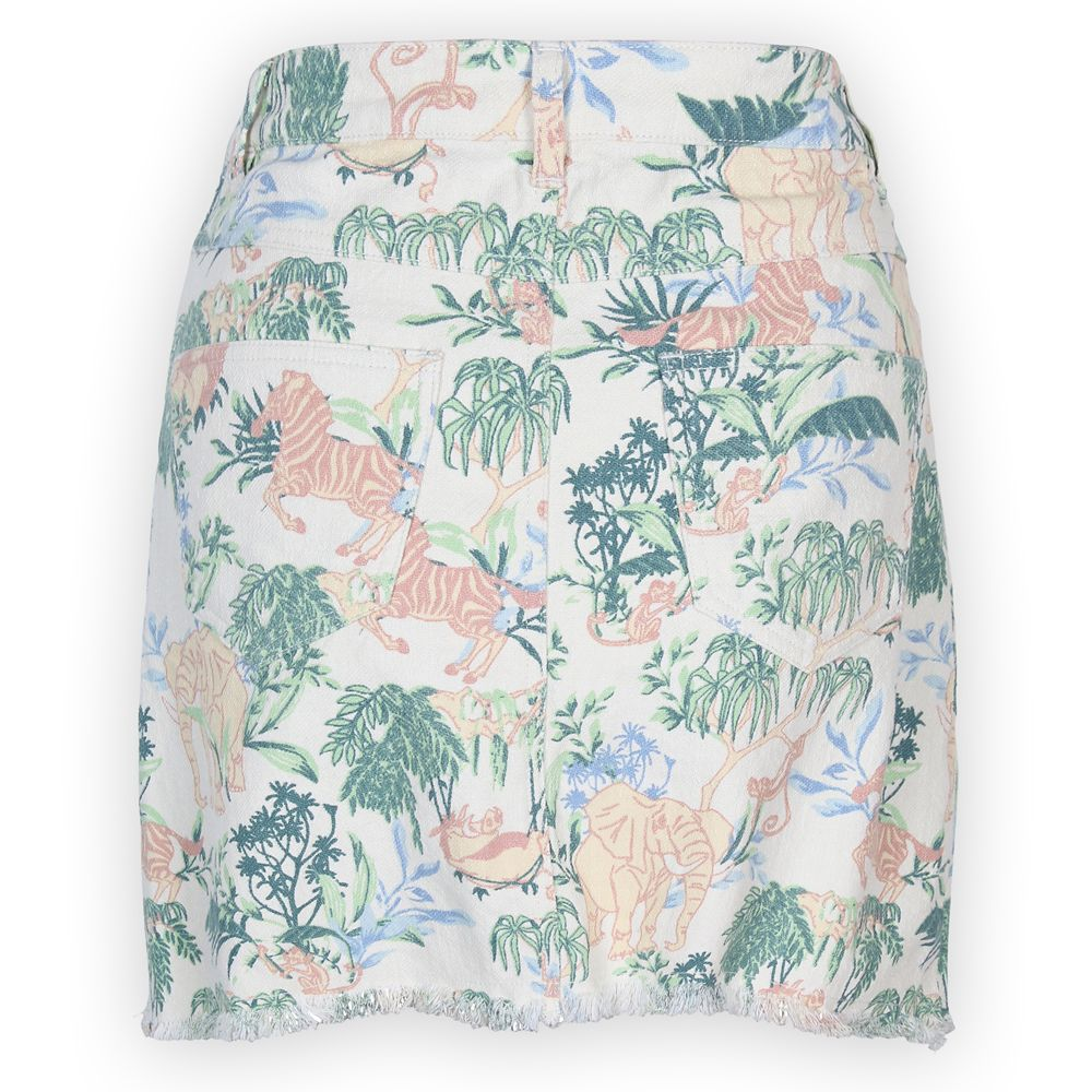 The Lion King Jungle Skirt for Women by Minkpink