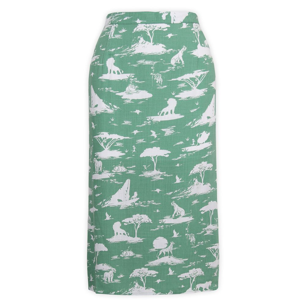 The Lion King Skirt for Women by Minkpink
