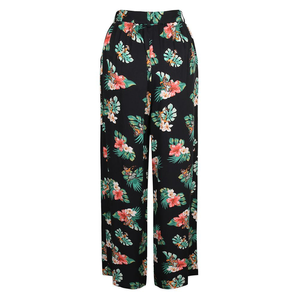 The Lion King Luau High Waisted Pants for Women by Minkpink